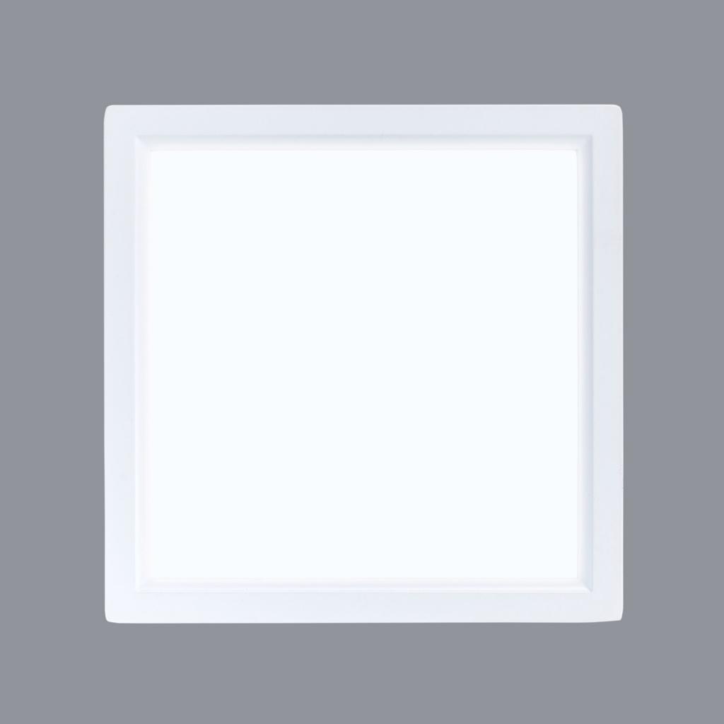 квадратный накладной светильник