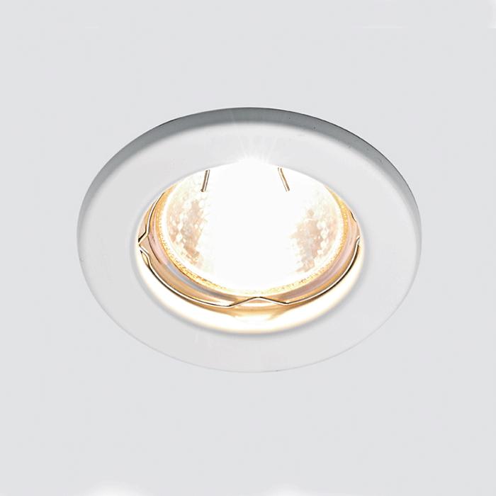 точечный светильник литье