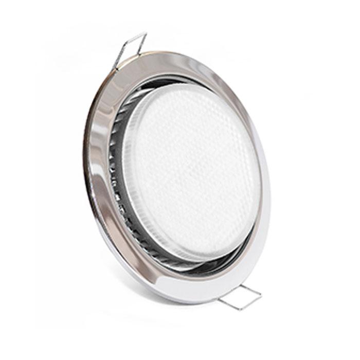 Точечный светильник GX53 хром